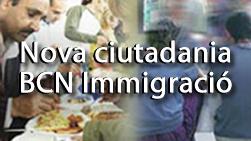 Nova ciutadania BCN Immigració